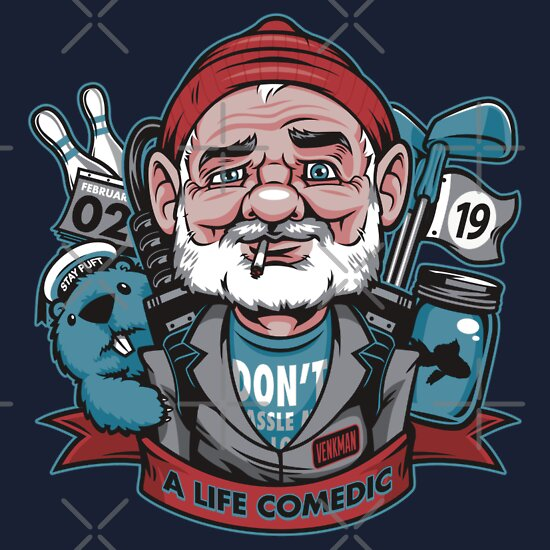 TShirtGifter presents: A Life Comedic | Unisex T-Shirt