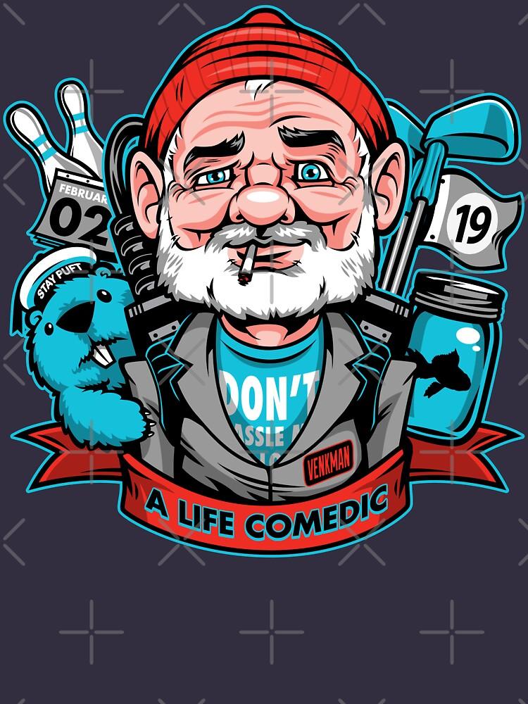 A Life Comedic | Unisex T-Shirt