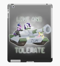 Tom Got an Upgrade iPad Case/Skin