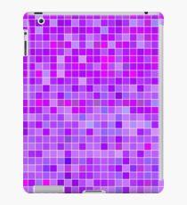 Purple Mosaic [iPhone / iPad / iPod Case] iPad Case/Skin
