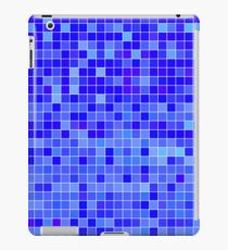 Blue Mosaic [iPhone / iPad / iPod Case] iPad Case/Skin