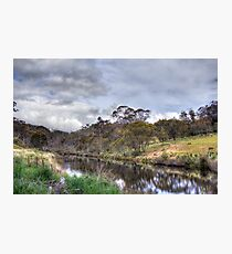 River View Rural NSW  Photographic Print