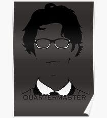 Quartermaster Poster