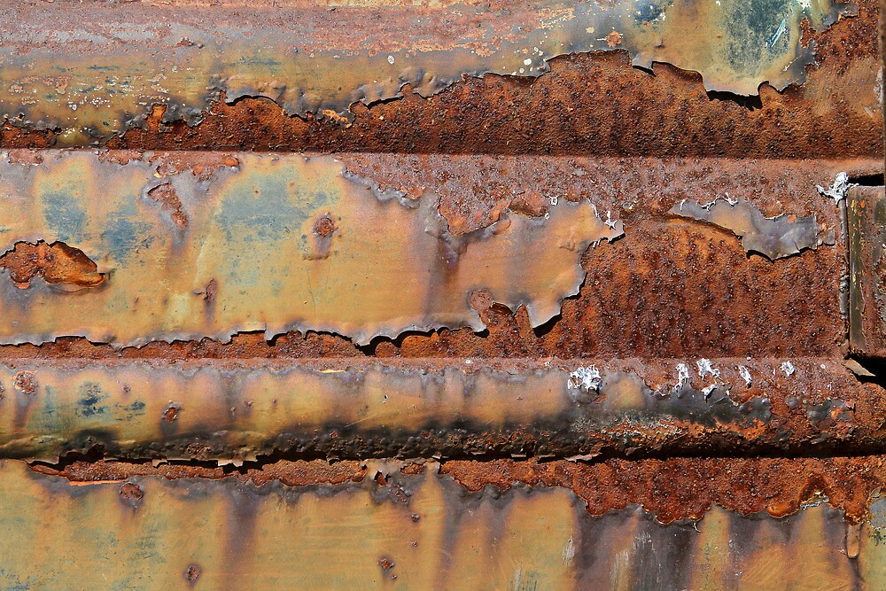 Rust Wall Art by HoskingInd