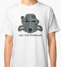 Brotherhood of Steel T-45 Helmet Classic T-Shirt