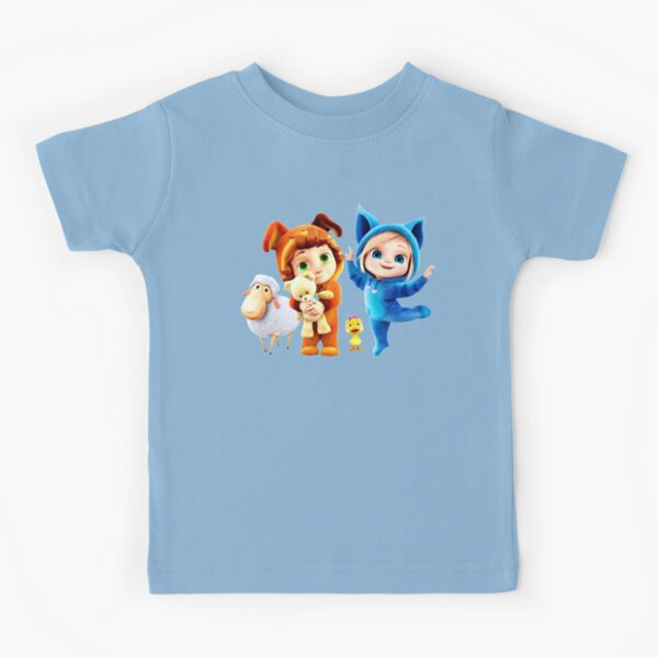 Ava and Dave happy birthday Kids T-Shirt