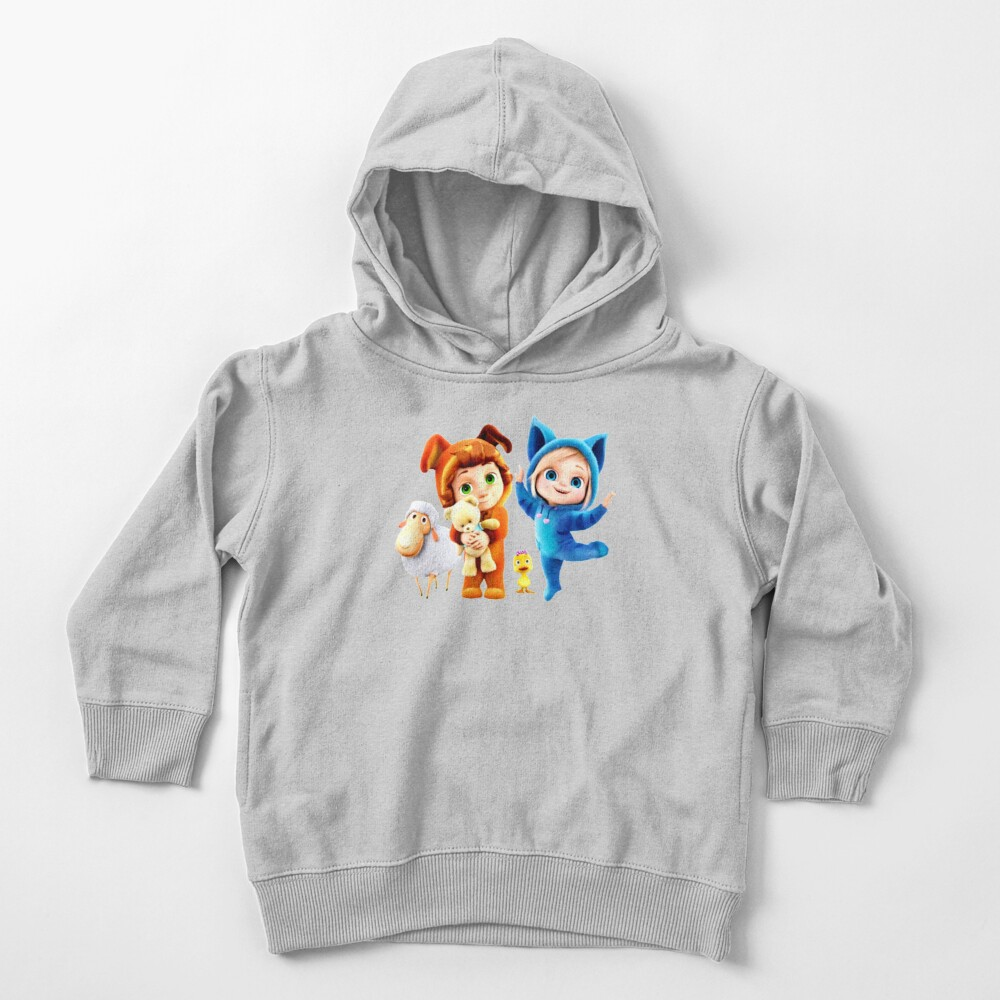 Ava and Dave happy birthday Toddler Pullover Hoodie