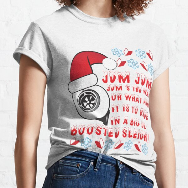 JDM Xmas Classic T-Shirt