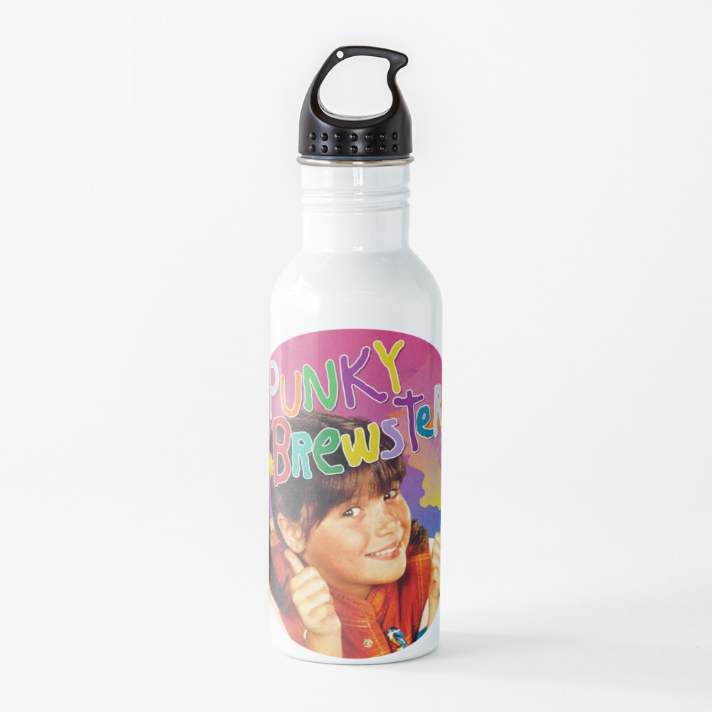 Punky  - vintage 80s TV show sitcom Water Bottle