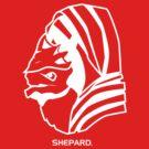 Wrex. Shepard. by ThunderMistress