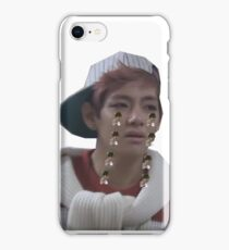 TAEHYUNG/V CRYING JIMIN - KPOP - HUMOUR iPhone Case/Skin