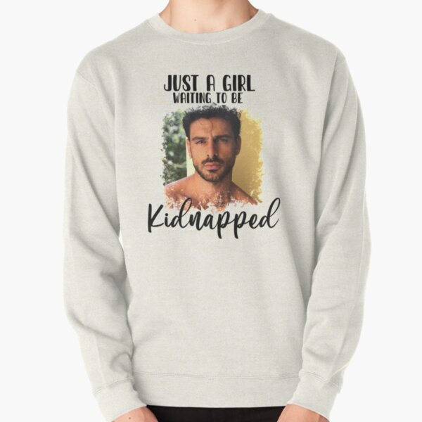 Funny just a girl waiting to be kidnapped Netflix 365 dni days massimo movie Laura Poland  Pullover Sweatshirt