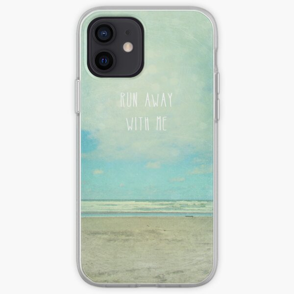 run away with me iPhone Soft Case