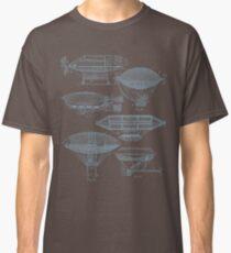Camiseta clásica Dirigibles (Gunmetal)