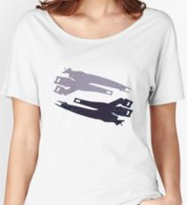Normandy Minimal Women's Relaxed Fit T-Shirt