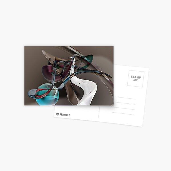 sculpture blend Postcard