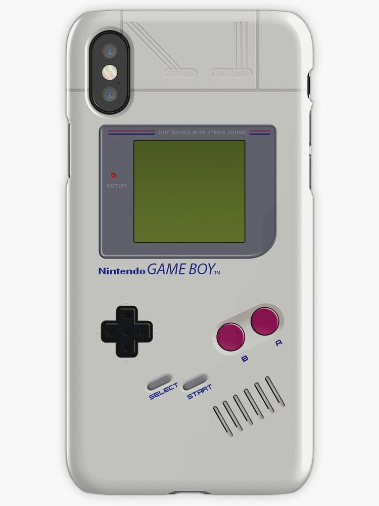 Game Boy by SvenS