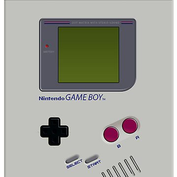 Game Boy by SvenS