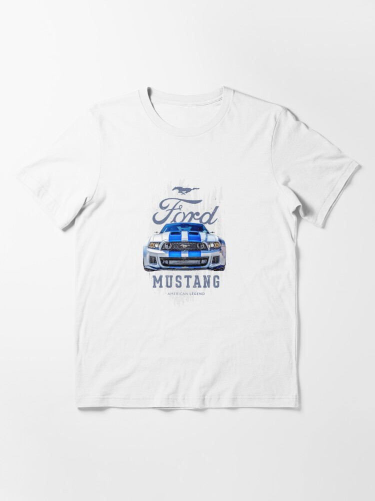 Alternate view of Ford mustang GT 500 American muscle car   Shelby cobra Essential T-Shirt