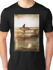 The Original Vintage Surfer Unisex T-Shirt