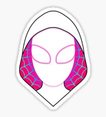 Arachnid Lass Sticker