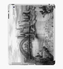 Monochrome Dreams (IPAD CASE)- Sydney Australia - The HDR Experience iPad Case/Skin