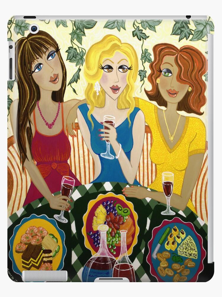 THE GIRLS CELEBRATE! by Lisafrancesjudd