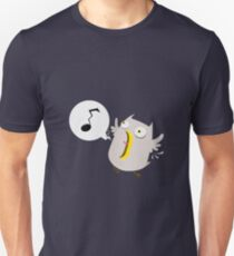 Hoots Are Beautiful Too Unisex T-Shirt