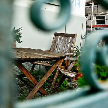 The Front Garden by pseudoimagery