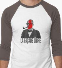 La Façade Libre Men's Baseball ¾ T-Shirt