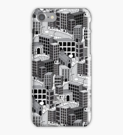 Swingin' City iPhone Case/Skin