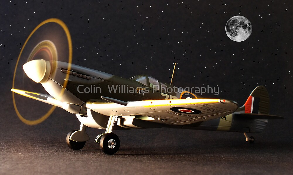 Spitfire MH434  by Colin  Williams Photography
