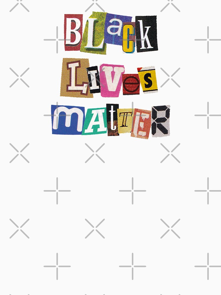 BLACK LIVES MATTER by jennagardnerr