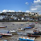 St Ives At Low Tide by lynn carter