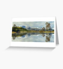 The Wetherlam Series ~ November Snow Greeting Card