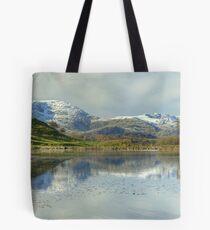 The Wetherlam Series ~ November Snow Tote Bag