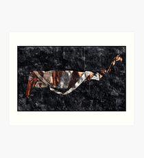 Animal Fantasy Art Print