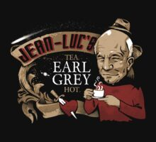 Jean Luc's Engaging Earl Grey | Unisex T-Shirt