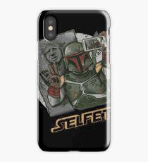 SELFETT iPhone Case/Skin