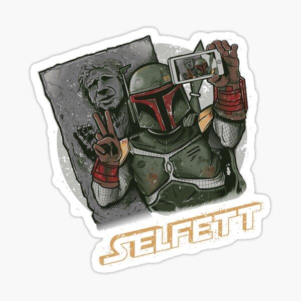 SELFETT Sticker