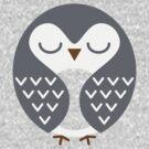 Sleeping Bird by ChunkyDesign