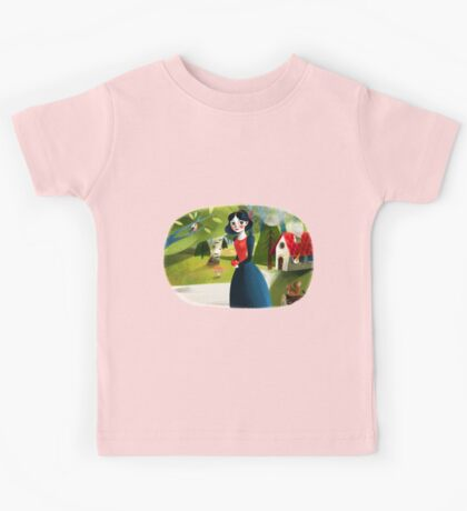 Snow White Kids Clothes