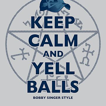 Keep Calm..... Balls! by jtd512