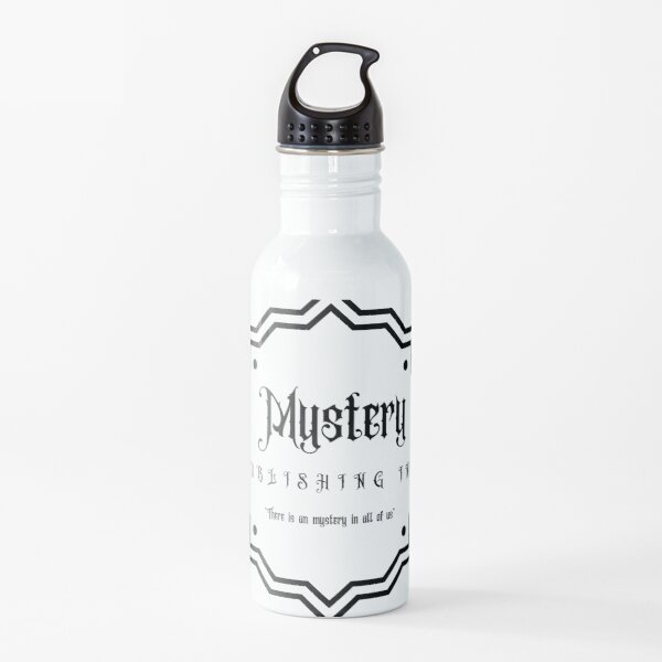 Mystery Publishing Inc Trinkflasche