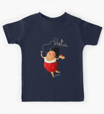 Spaghetti Pasta Lady Kids Clothes
