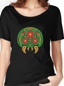 Dia De Los Metroids Women's Relaxed Fit T-Shirt