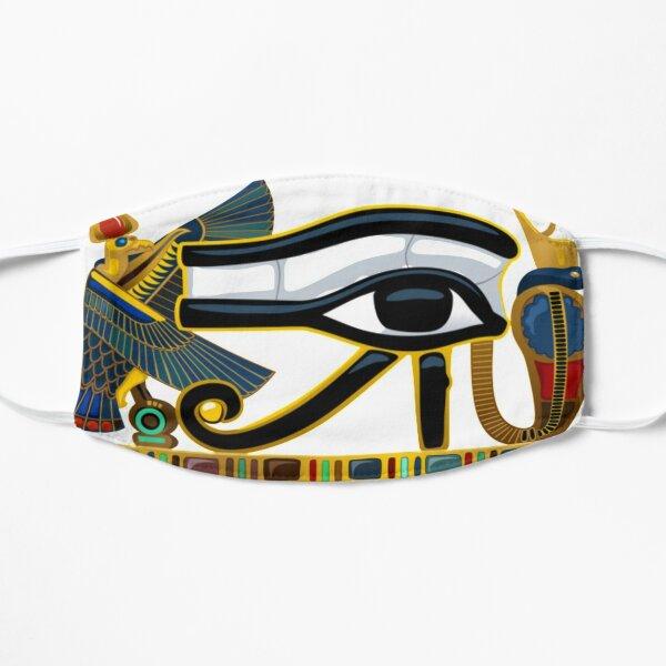 Ancient Egypt Flat Mask