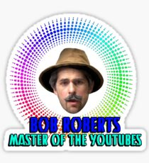 Master of the YouTubes Sticker