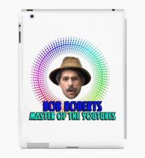 Master of the YouTubes iPad Case/Skin