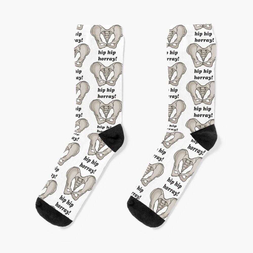 hip hip horray! Socks